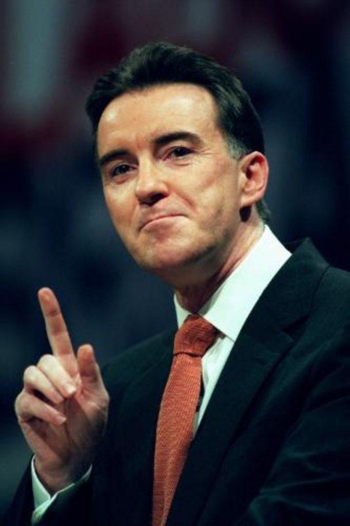 Mandelson praises Blair's NI record