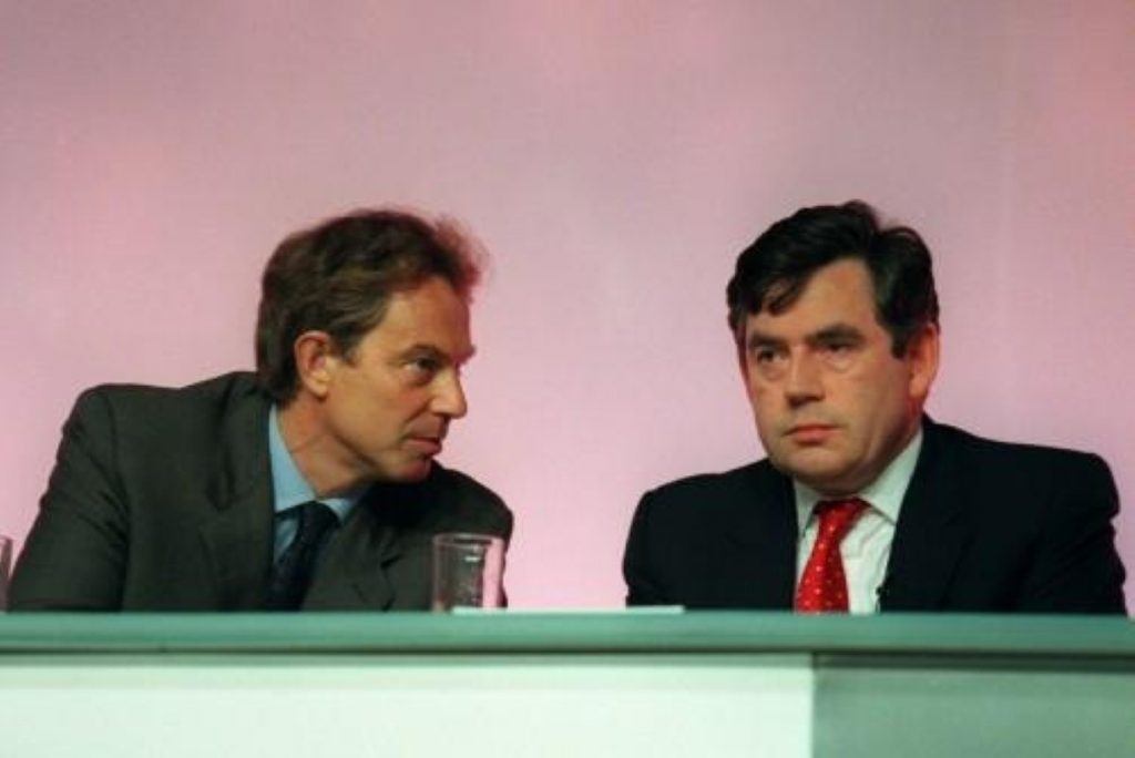 Blair and Brown fought pitched battles throughout New Labour's time in office