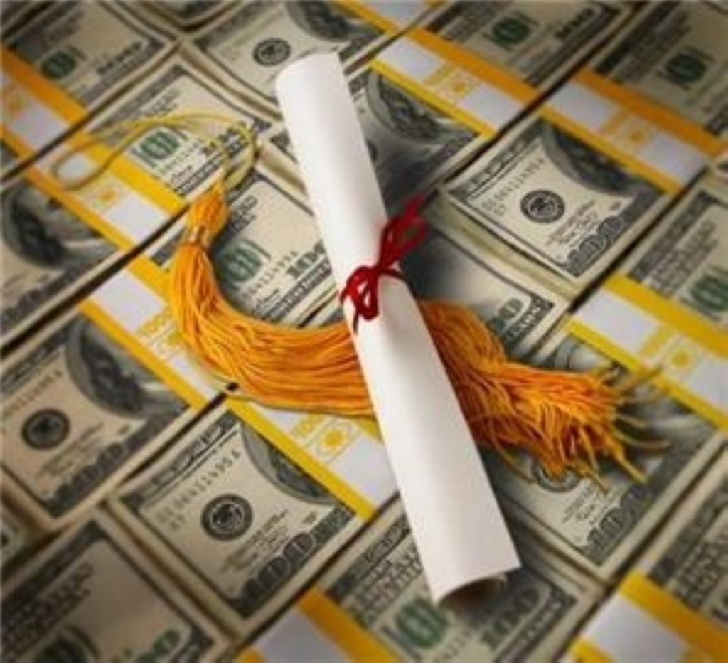 'Top-up' fees don't seem to deter students
