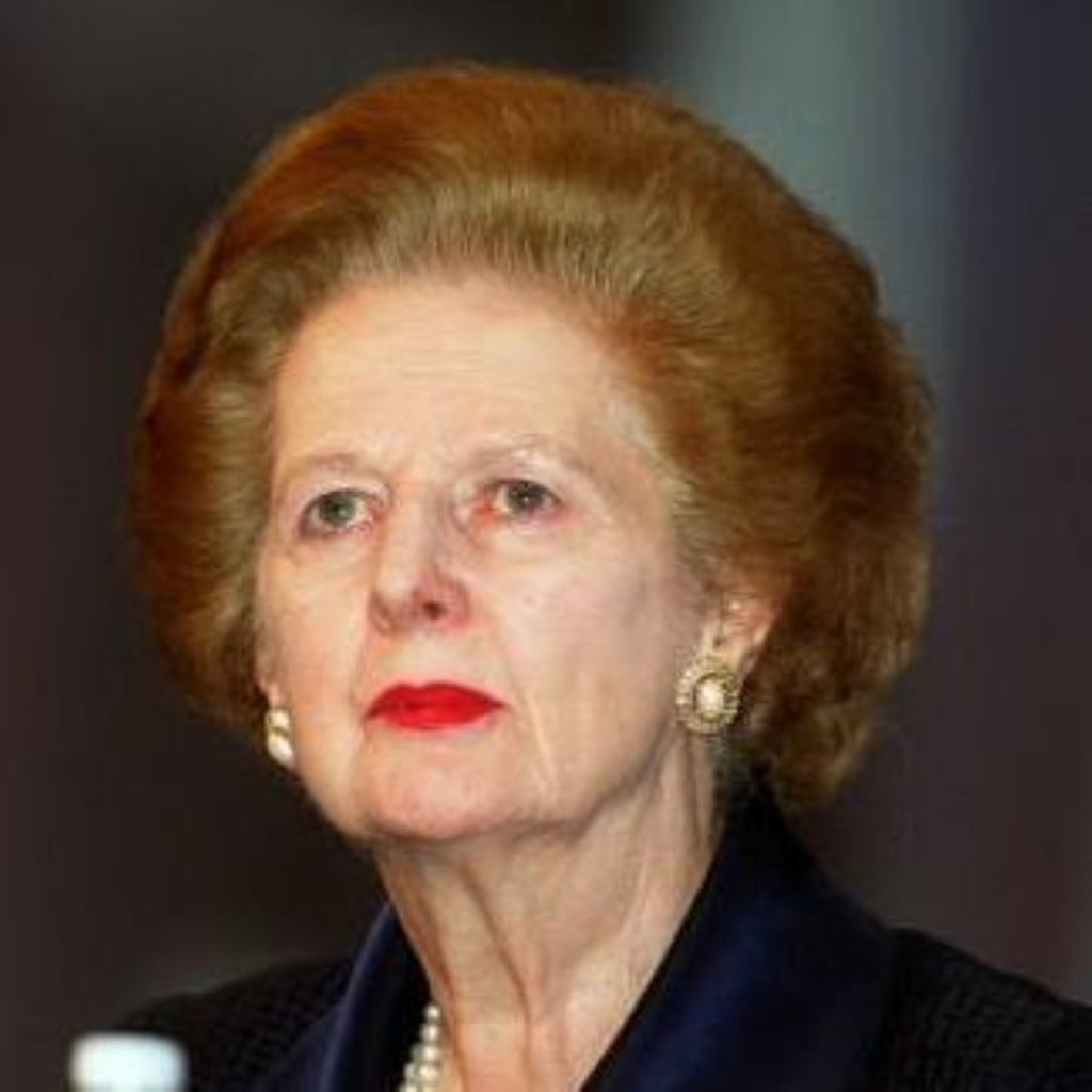 Margaret Thatcher faced an extraordinary series of challenges during her time in power
