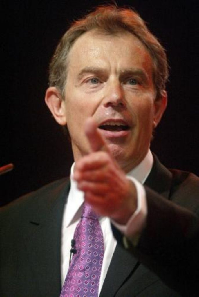 Blair: Banning Scottish MPs from voting on English issues is 'wrong'