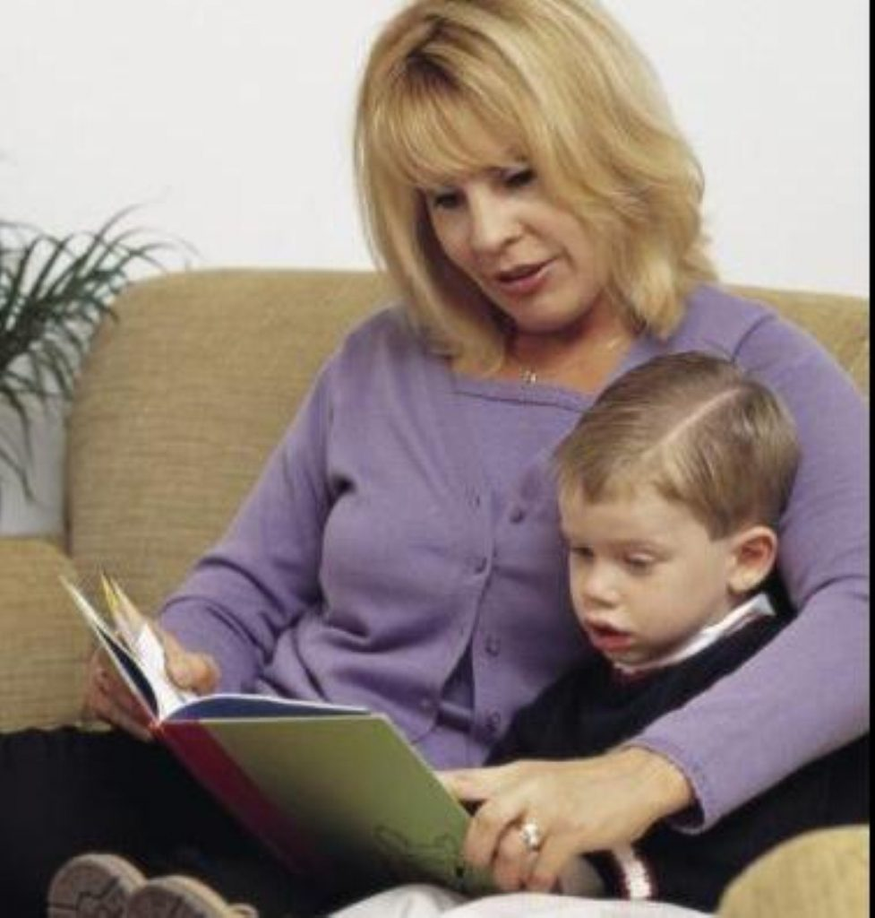 Balls wants parents to read with children more