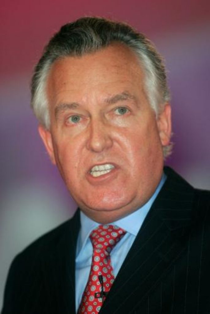 """Hain brings """"sleaze"""" tag to Brown Cabinet"""