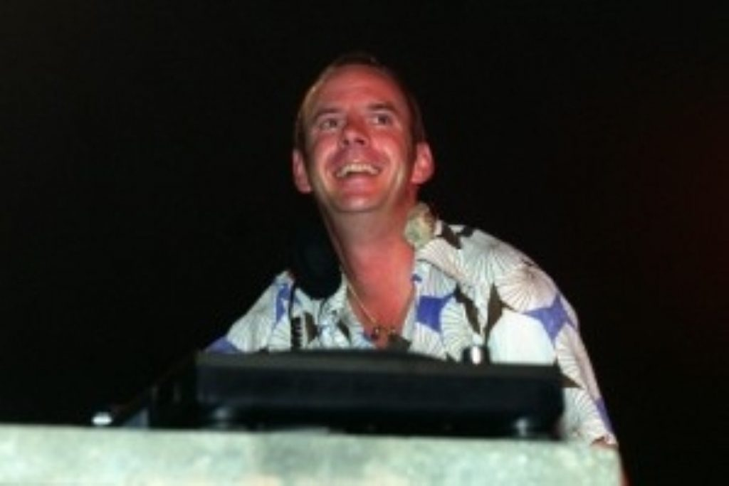 Fatboy Slim will bring dance music to the House of Commons