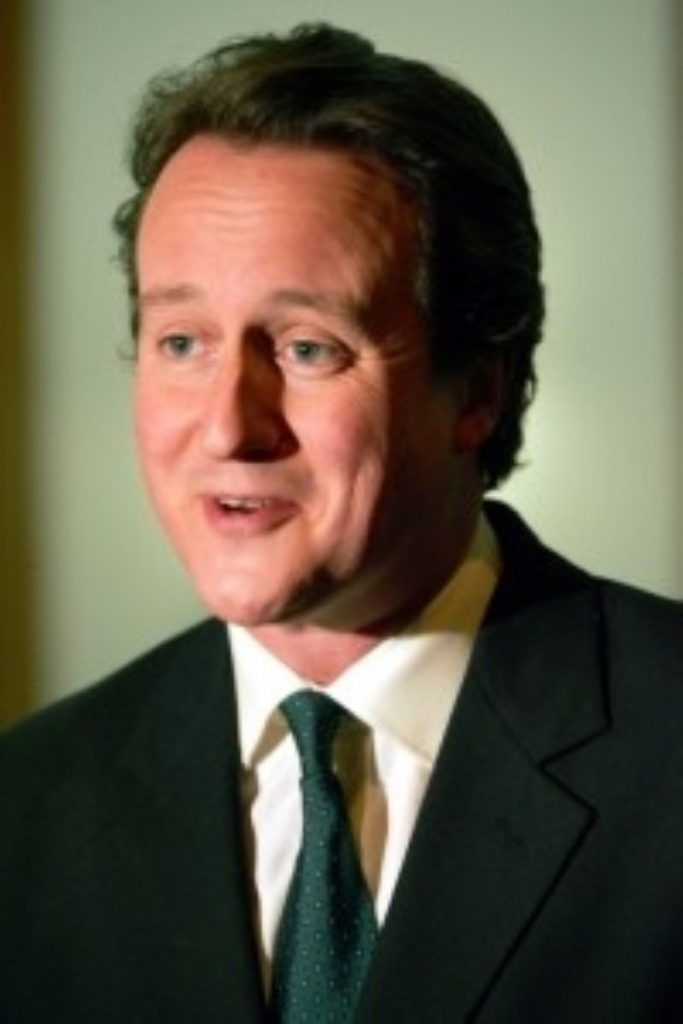David Cameron will set out plans for a bill of rights
