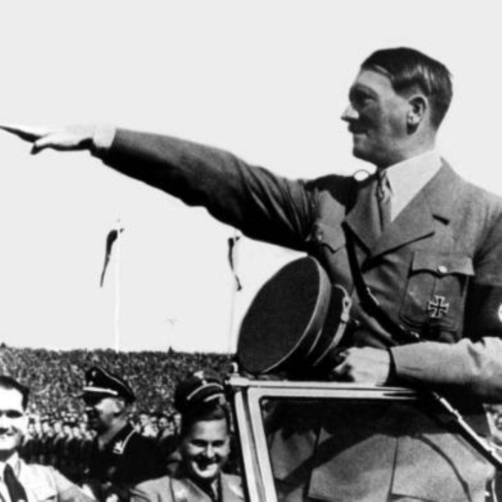 Adolf Hitler: A 'magnetic' speaker