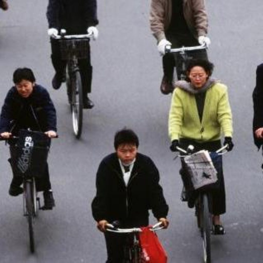 Internet users in China endure restricted access to websites