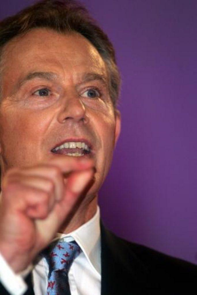 Tony Blair insists public service reform will continue