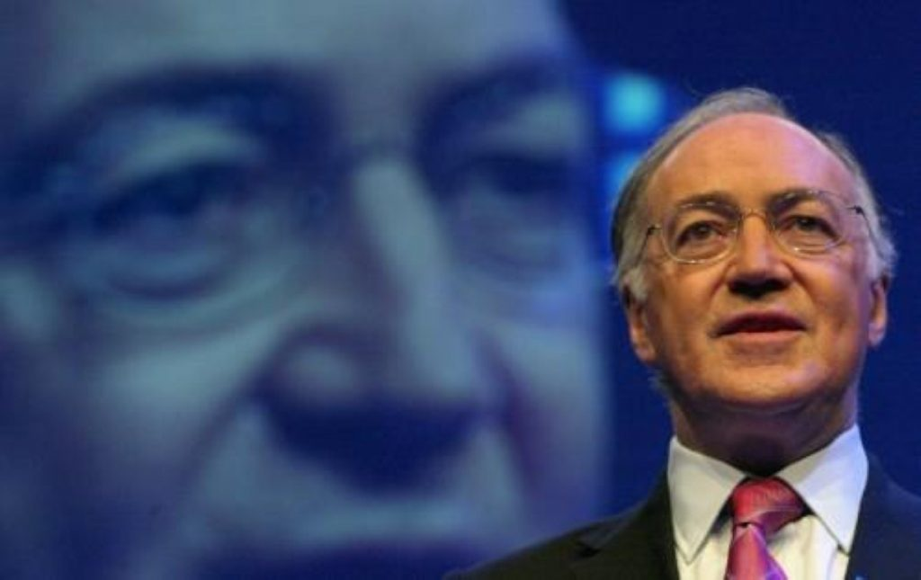 Michael Howard veered sharply to the right under Crosby and only increased is hare of the vote by 0.7%.