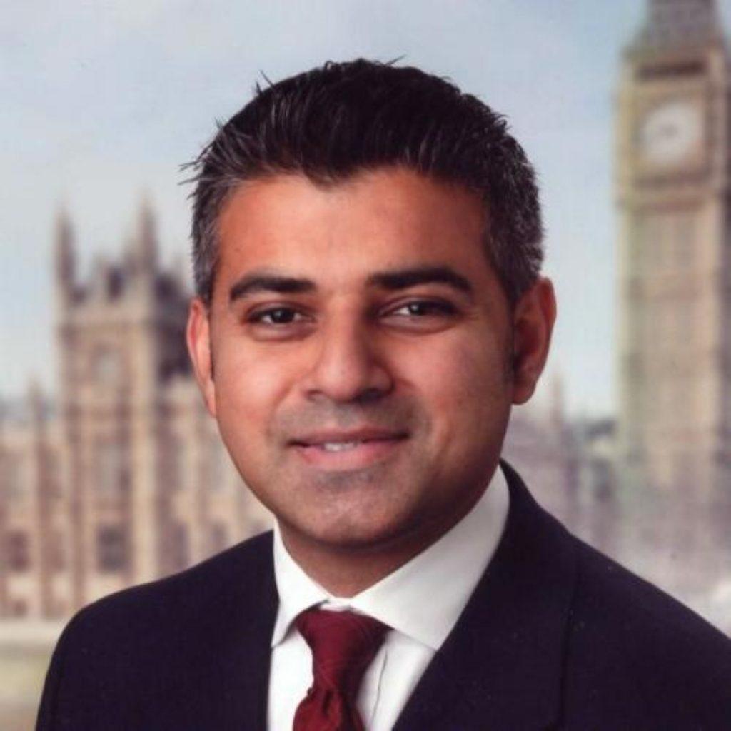 Sadiq Khan has criticised the lack of progress in engaging Muslims