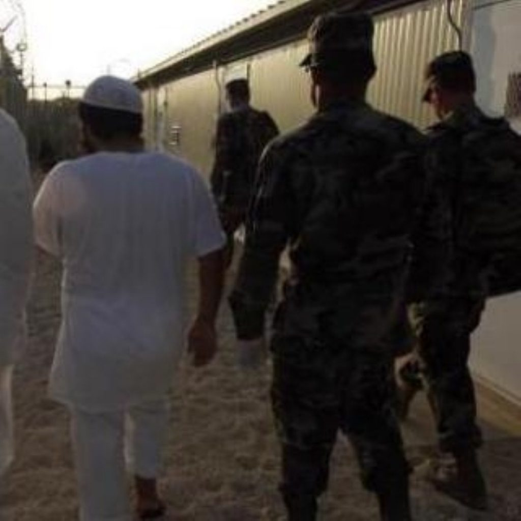 """Lord Goldsmith says continuing operation of Guantanamo is """"unacceptable"""""""