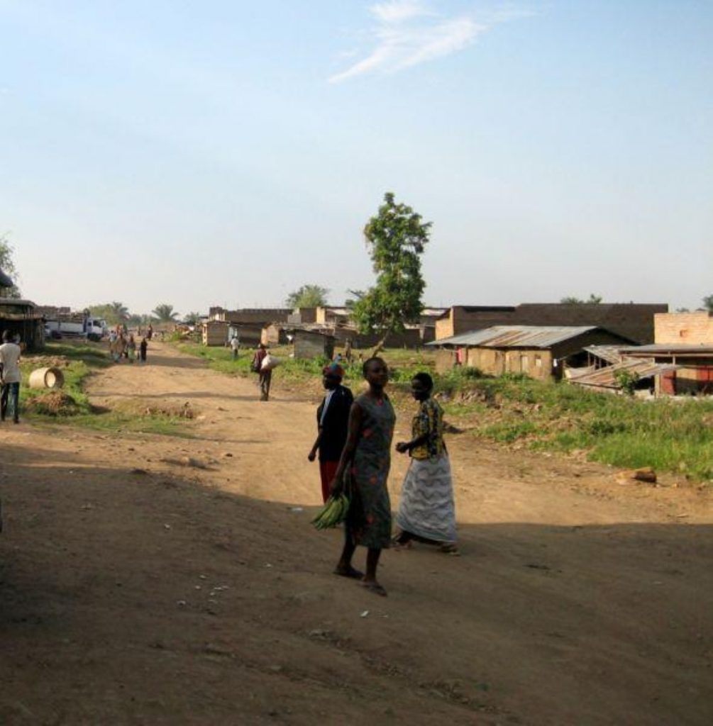 Bundibugyo in Uganda.The country has seen a series of attacks against gay rights activists