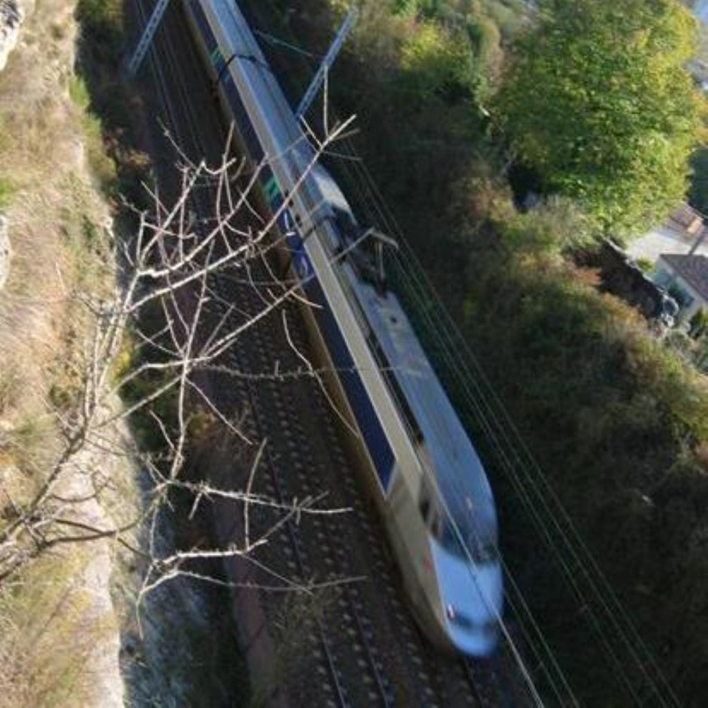 The case for HS2 will be made in parliament following the introduction of two bills in the Queen's Speech
