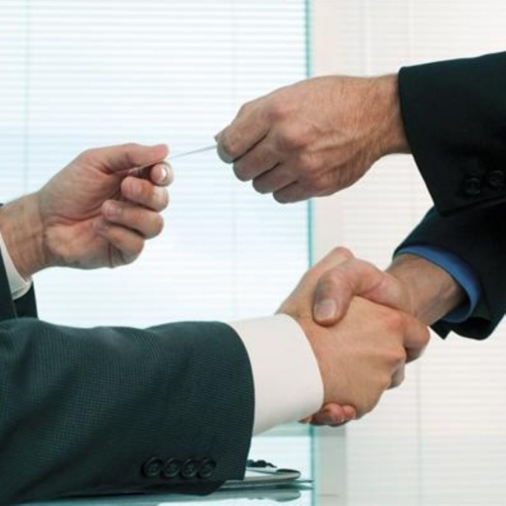 Bribery Act comes into force today - but this feels like unfinished business