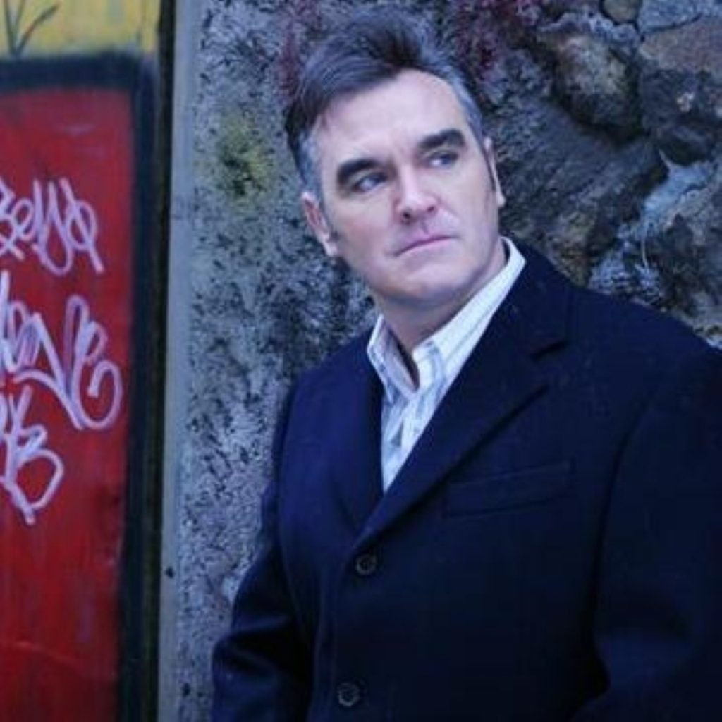 Morrissey has only harsh words for the Olympics