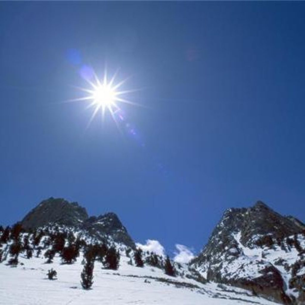 John Ashton said climate change was a `ticking clock`