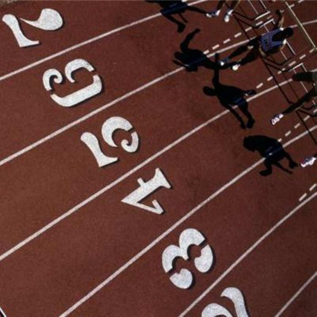 Ready to go: But ethnic media feels isolated from the London 2012 Games.