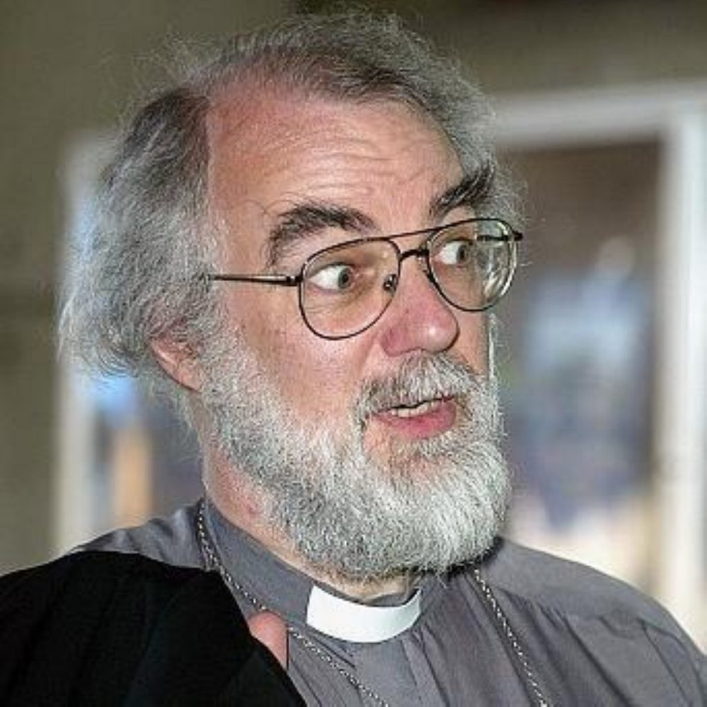 Outgoing Archbishop of Canterbury Rowan Williams said decision had cost Church credibility