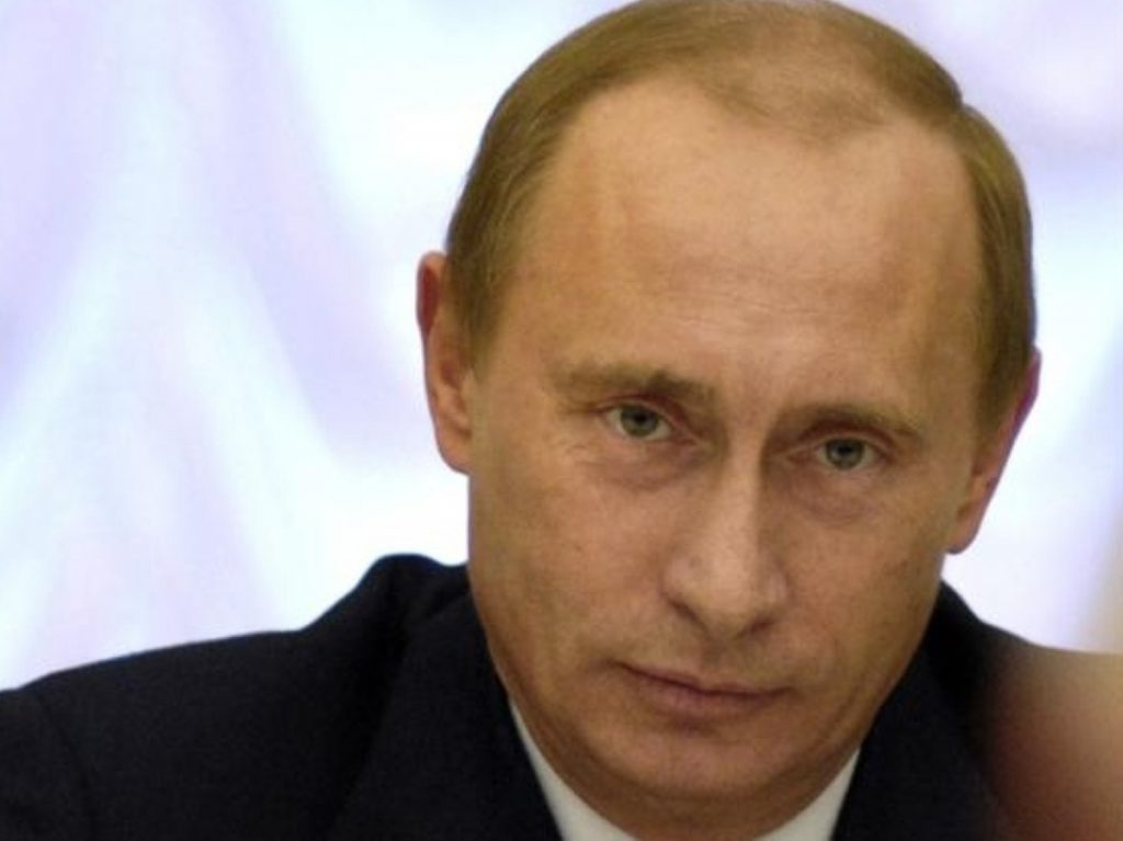 Putin human rights record targeted by protests