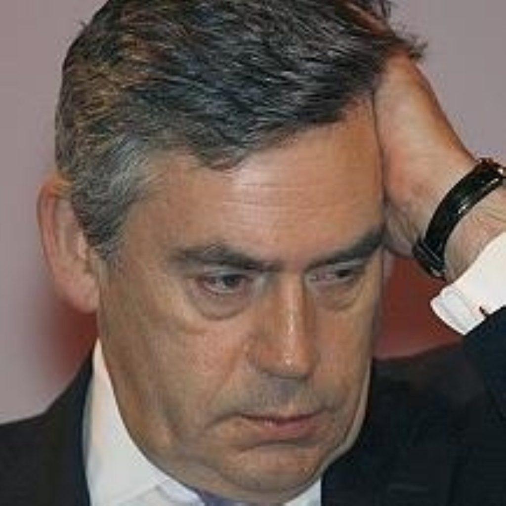 Gordon Brown denies poor judgement over Peter Hain