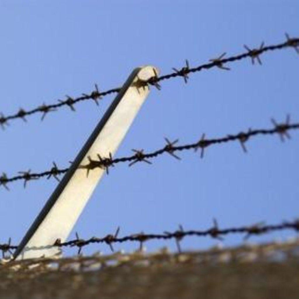 Prisoners earn on average £10 a week.