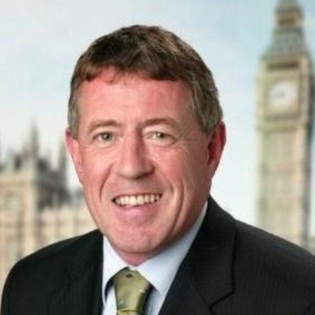 Denham sets out higher ed spending commitments