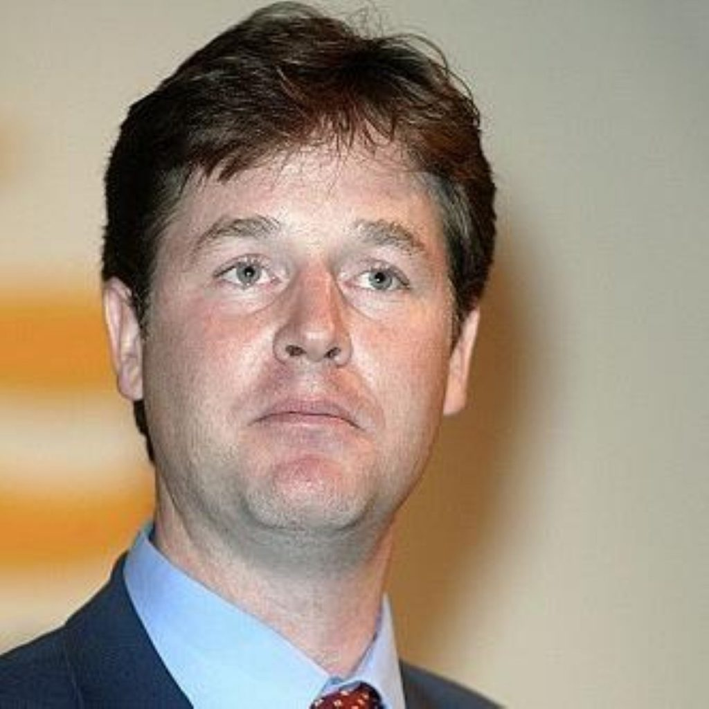 Clegg does not believe in god