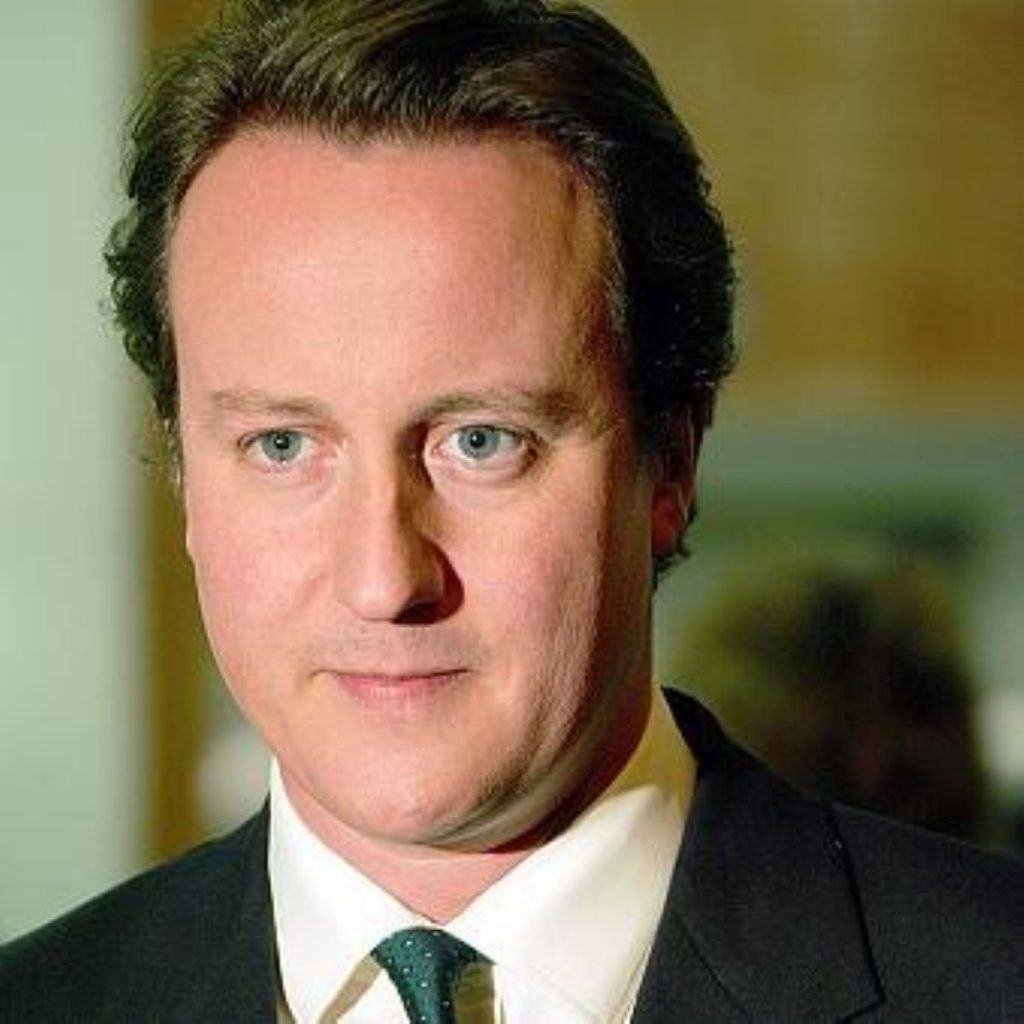 Cameron announced the inquiry would be singular and judge-led