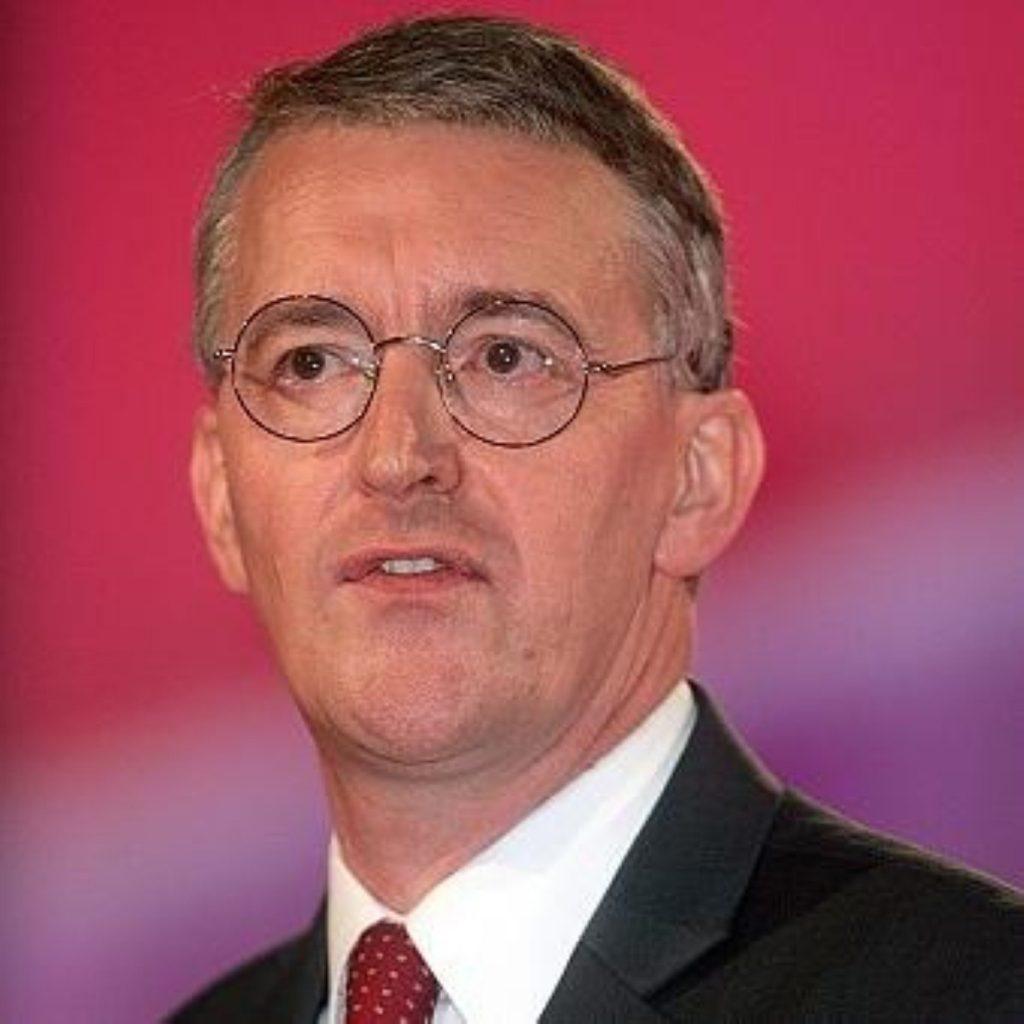 Hilary Benn is MP for Leeds Central