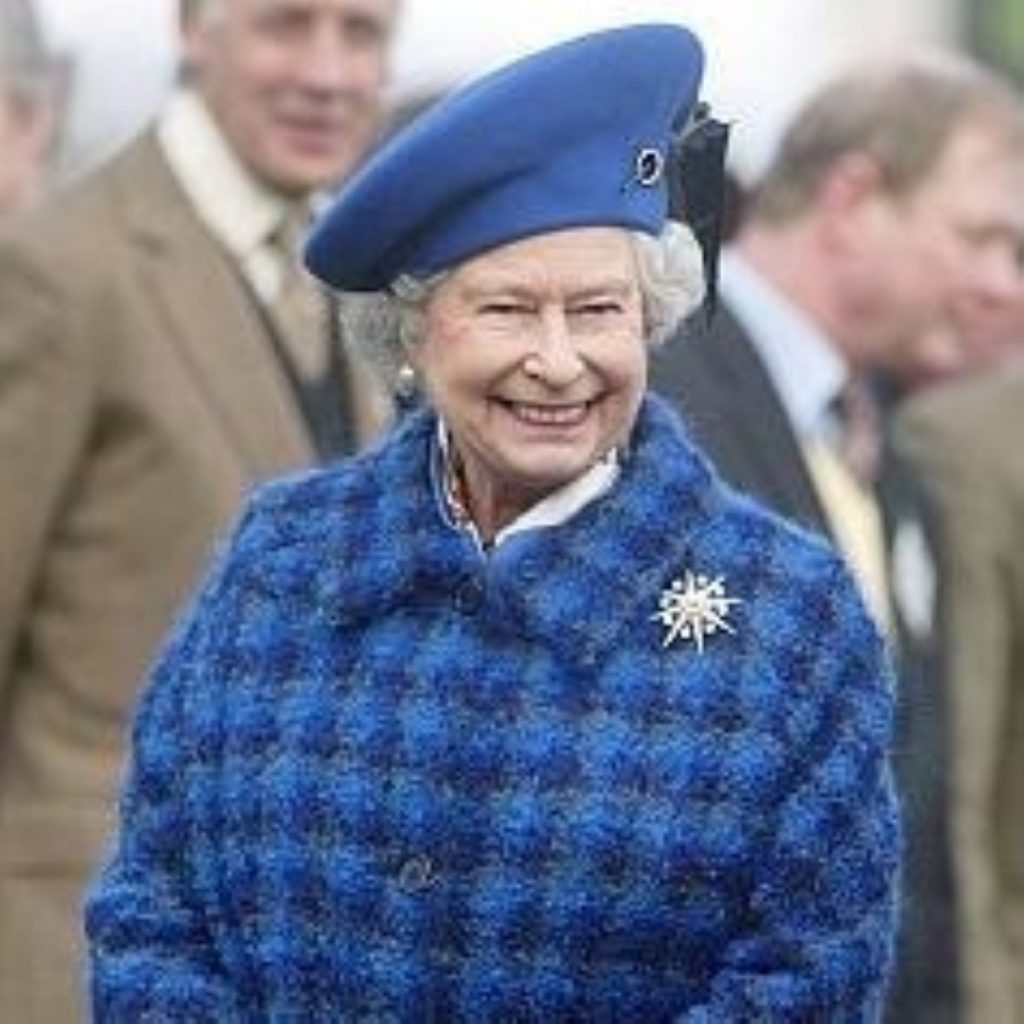 The Queen will have been on the throne for 60 years next summer