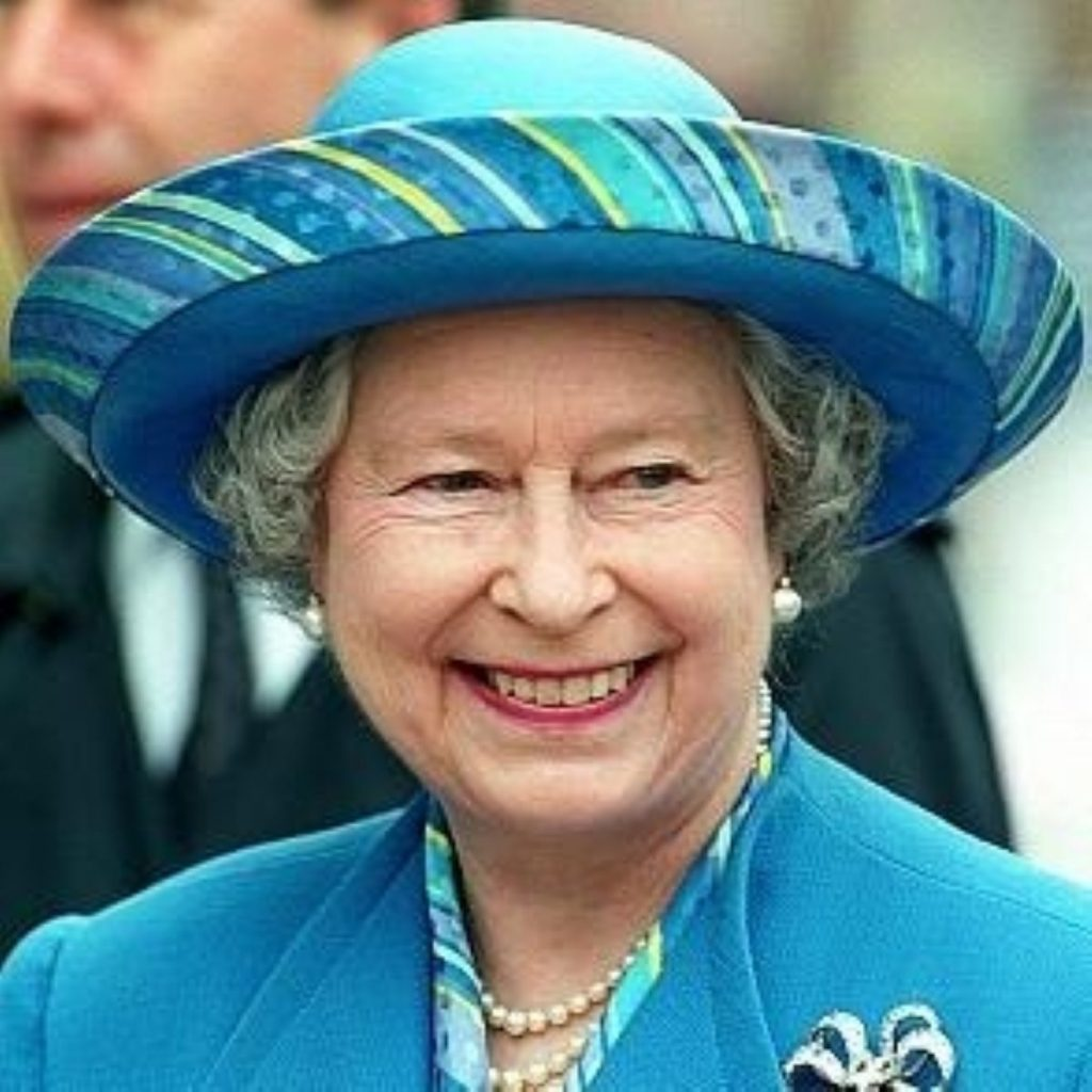 The Queen visits Ireland on May 17th