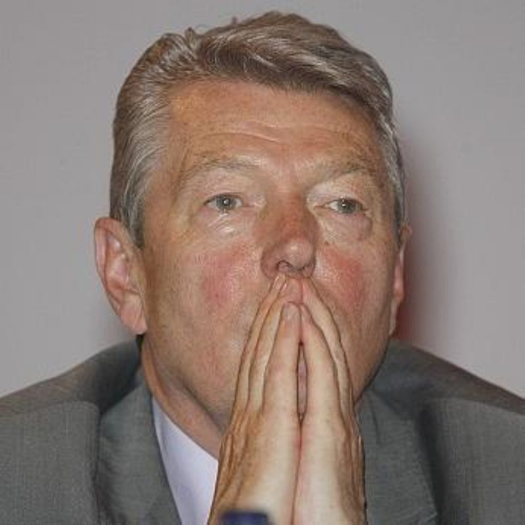 """Home secretary Alan Johnson has admitted that there were """"no excuses"""" for the deaths of Fiona Pilkington and her disabled daughter."""