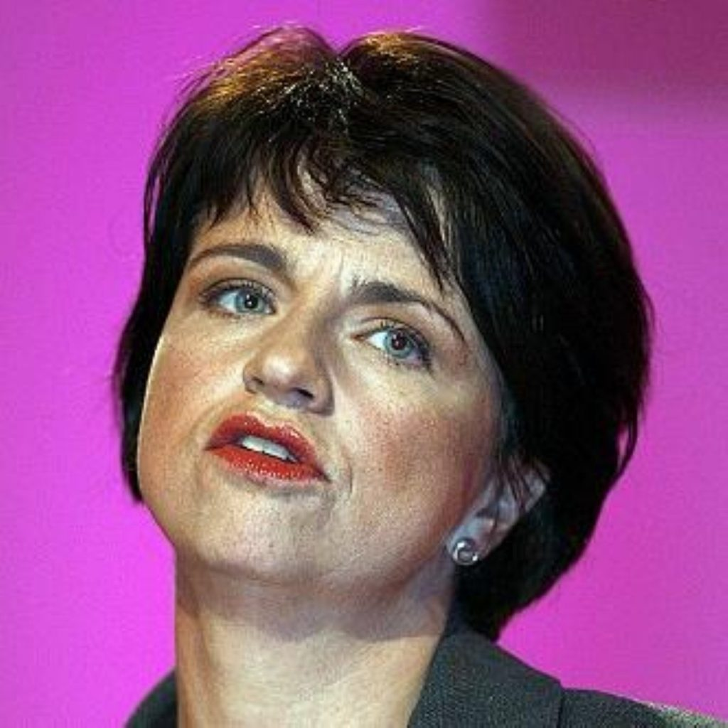 Wendy Alexander insists she is not culpable in Scottish Labour donations row