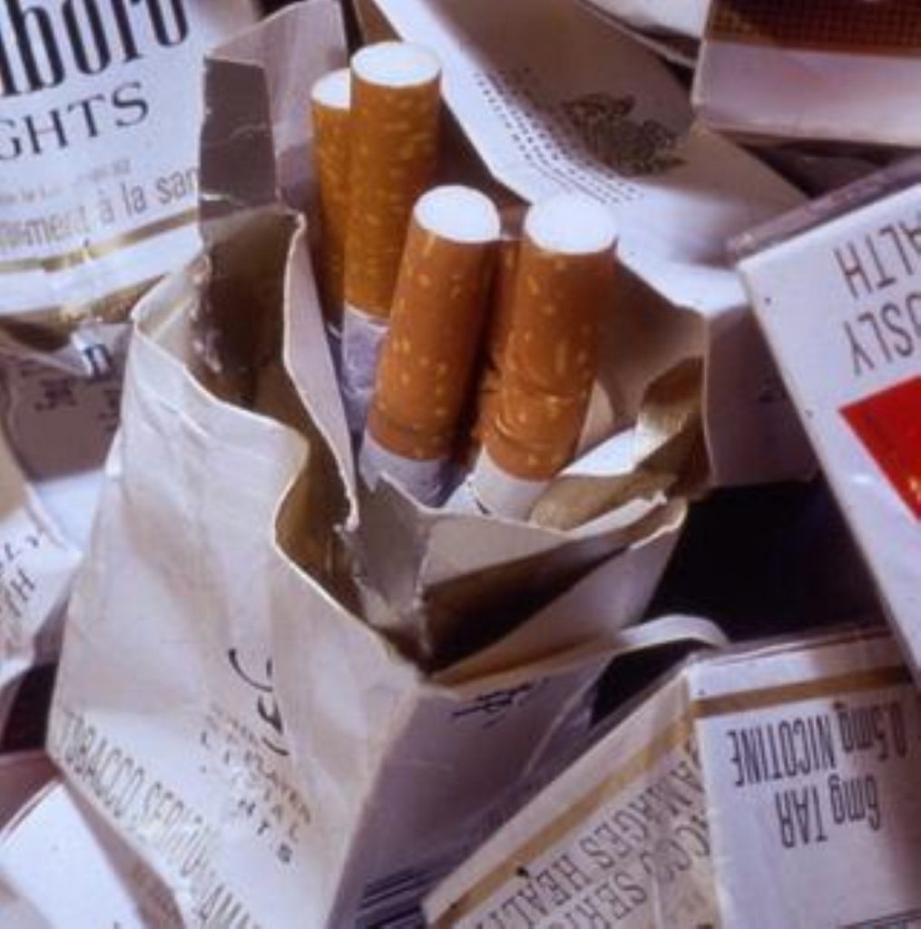 "Cigarette packaging will remain ""glitzy"""