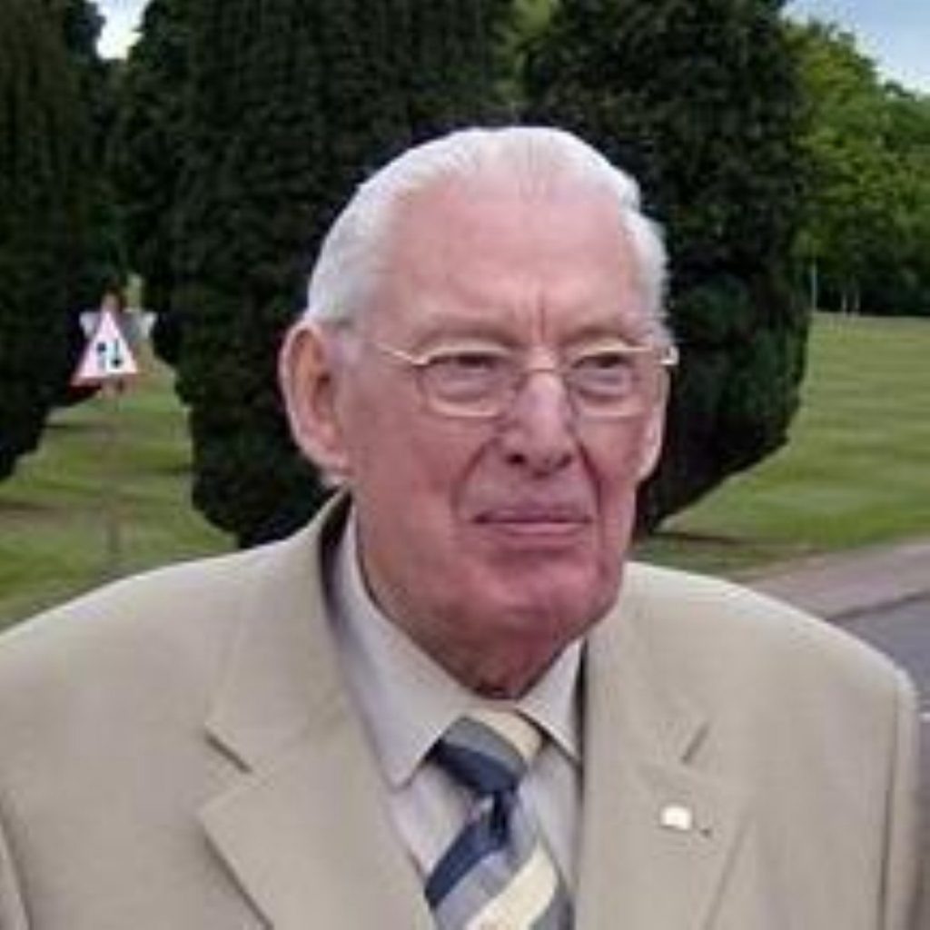Ian Paisley has been Northern Ireland first minister since May 2007