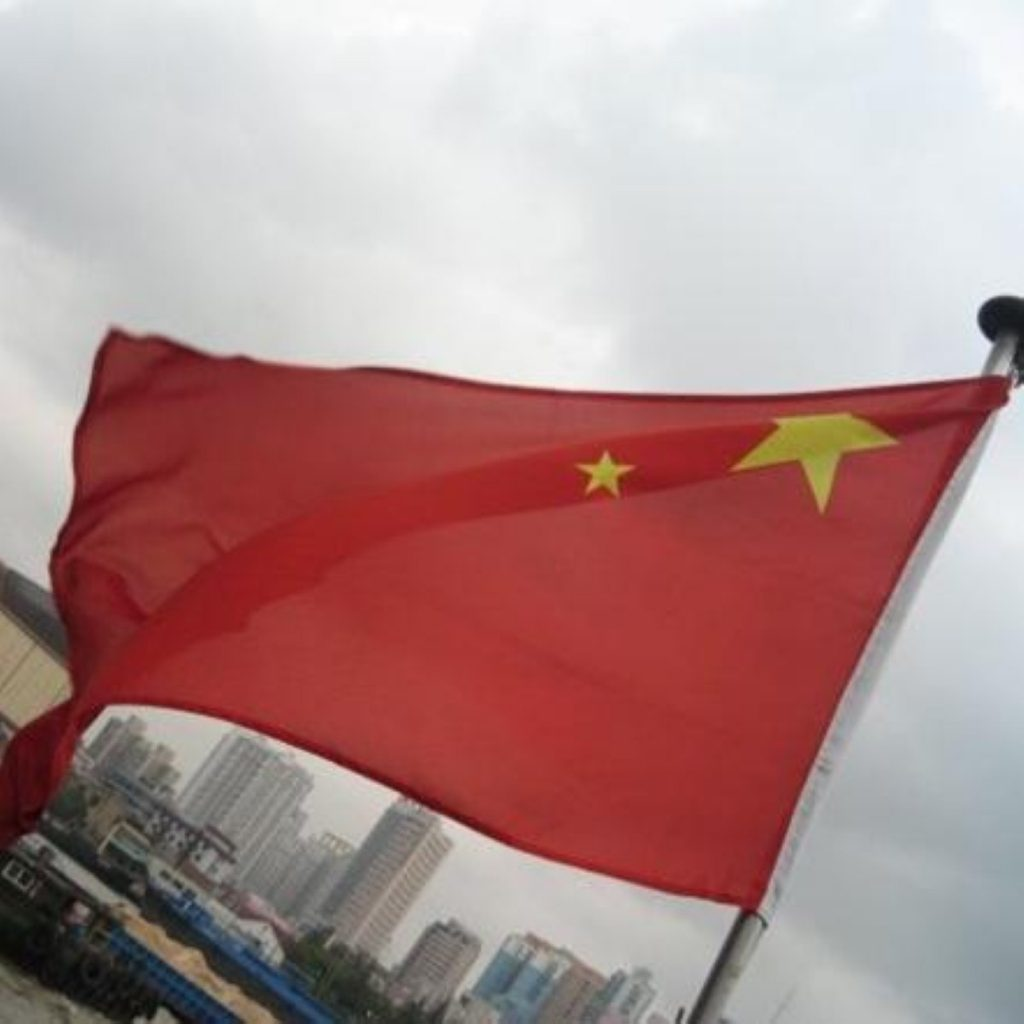 Give £40m in aid to China, MPs urge