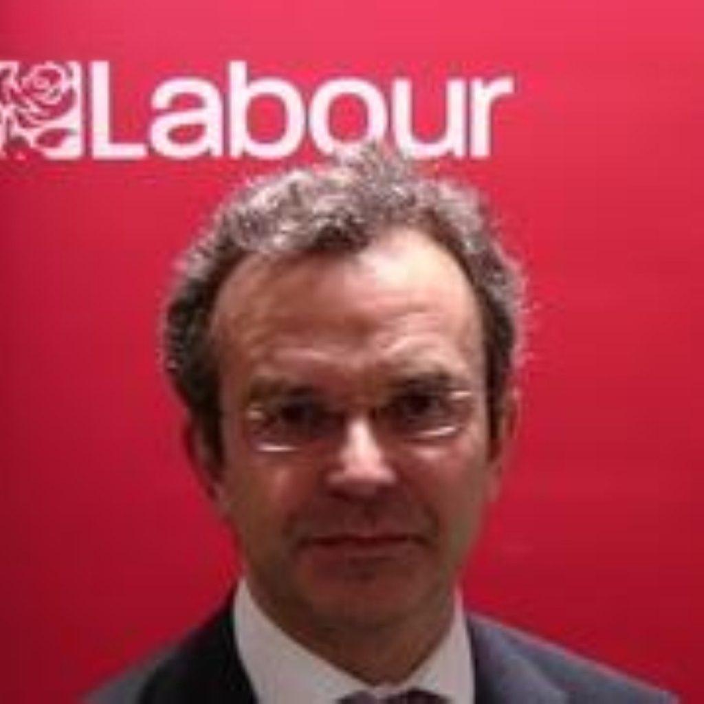 David Pitt-Watson: Labour's new general-secretary