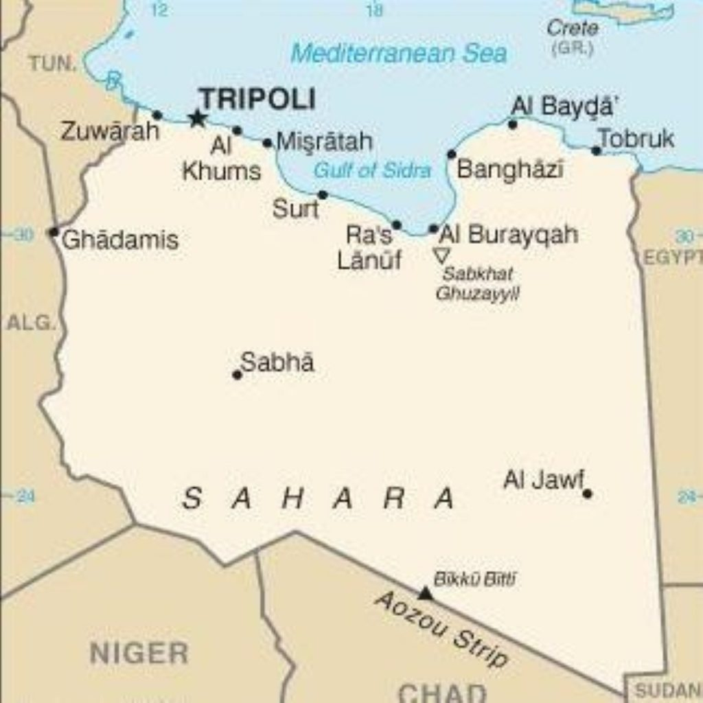 Libyan rebels are surging westwards
