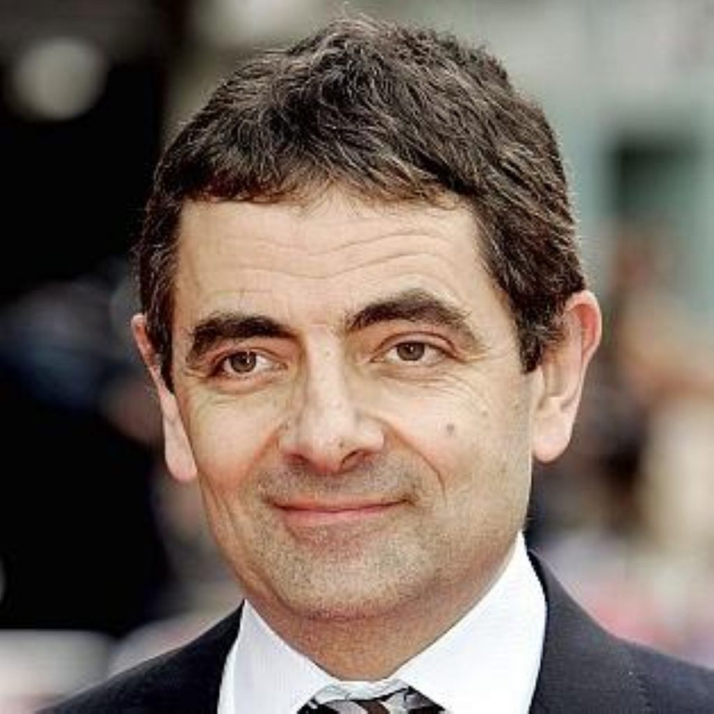 Rowan Atkinson, Mr Bean, campaigns for the ability to insult each other against Public Order Act.