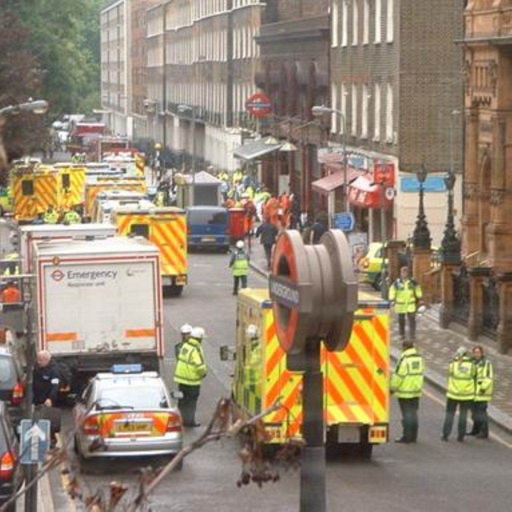 Terrorist attacks such as the one in London on July 7th 2005 could be repeated, the report warns
