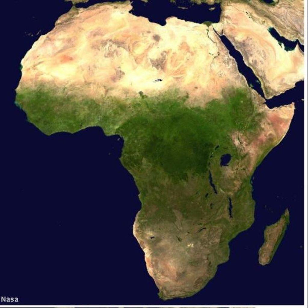 Sahel region: Instability in sub-Saharan region where Arab world meets black African