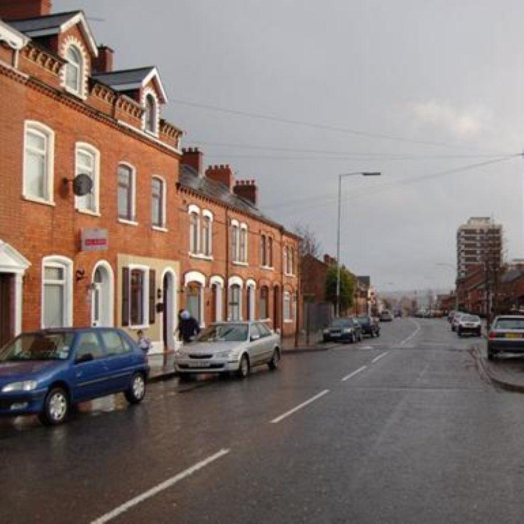 Terror threat still lingers on the streets of Belfast