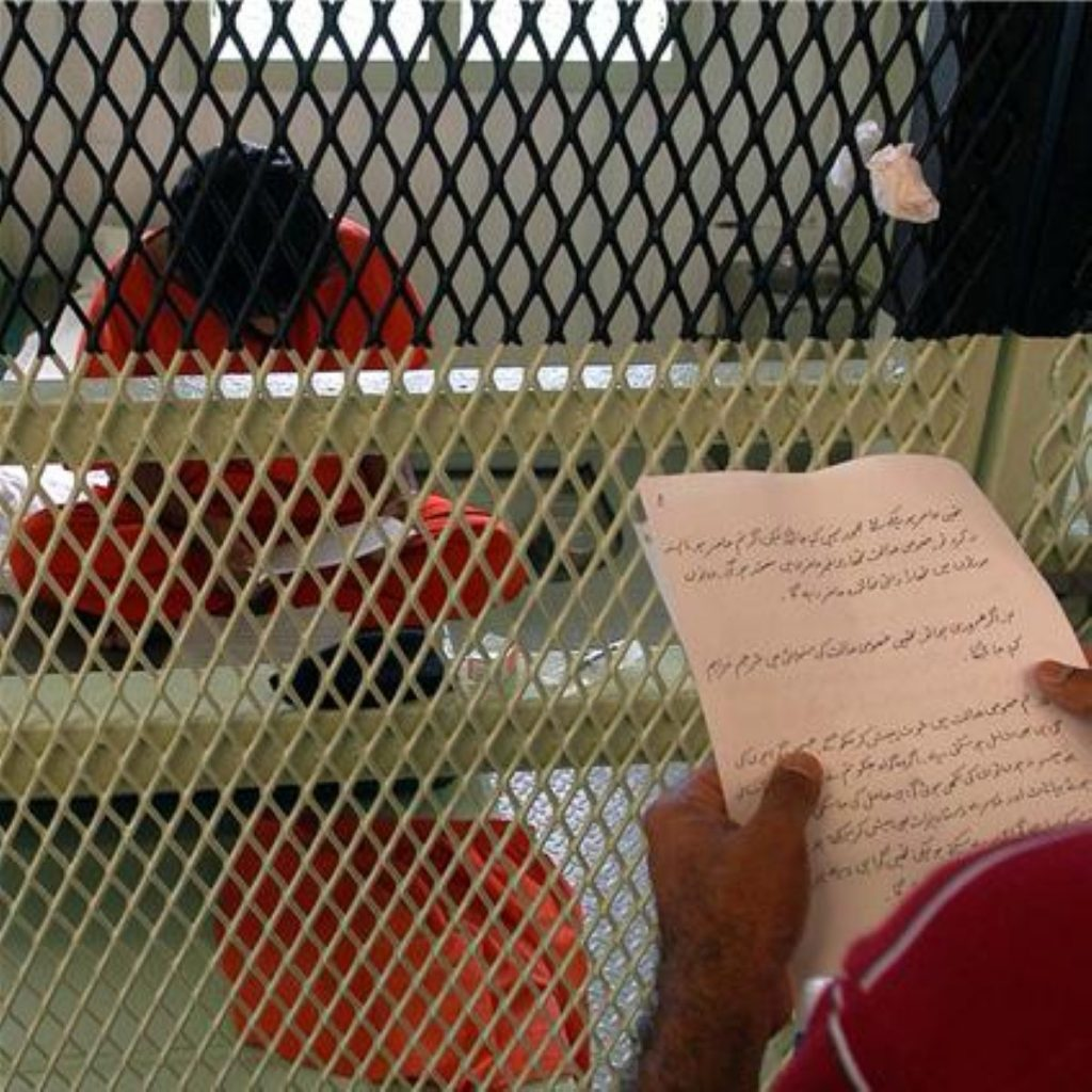 Guantanamo Bay: 'The gulag of our times'