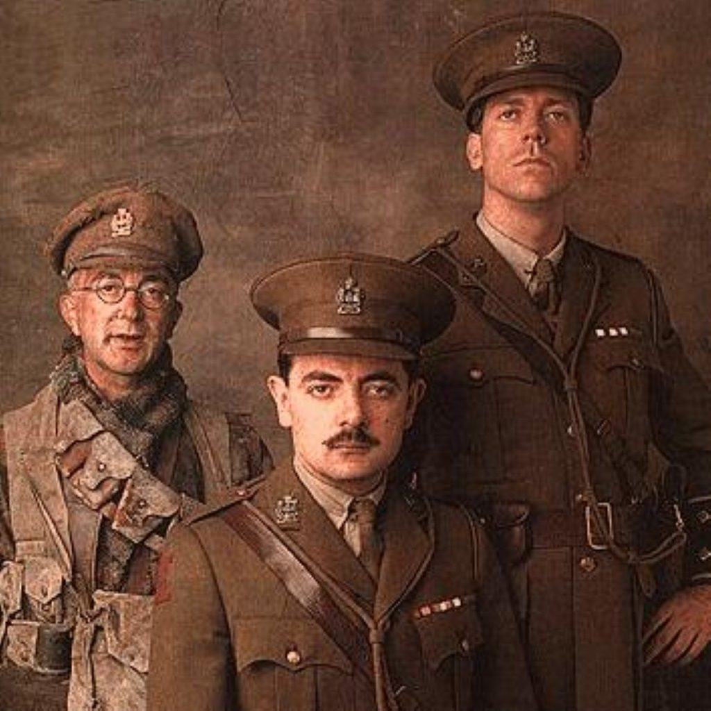 Blackadder Goes Forth spread an irresponsible left-wing agenda, claims Gove