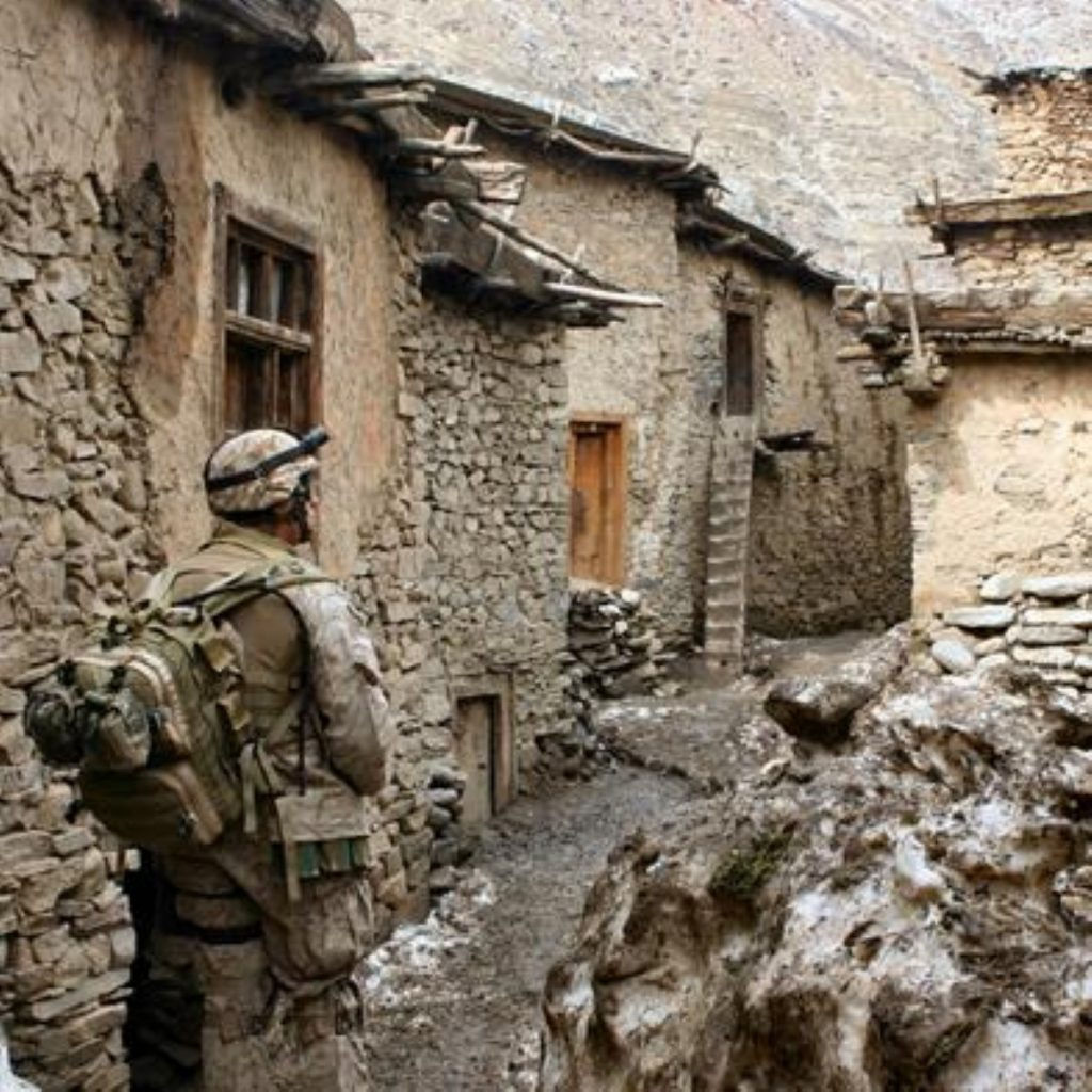 World marks tenth anniversary of initial Afghanistan invasion
