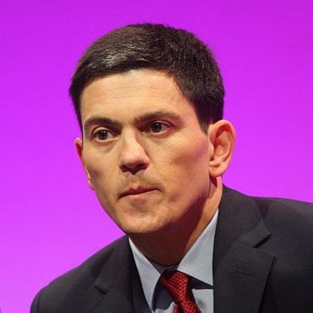 David Miliband: Impressive intervention triggers renewed speculation