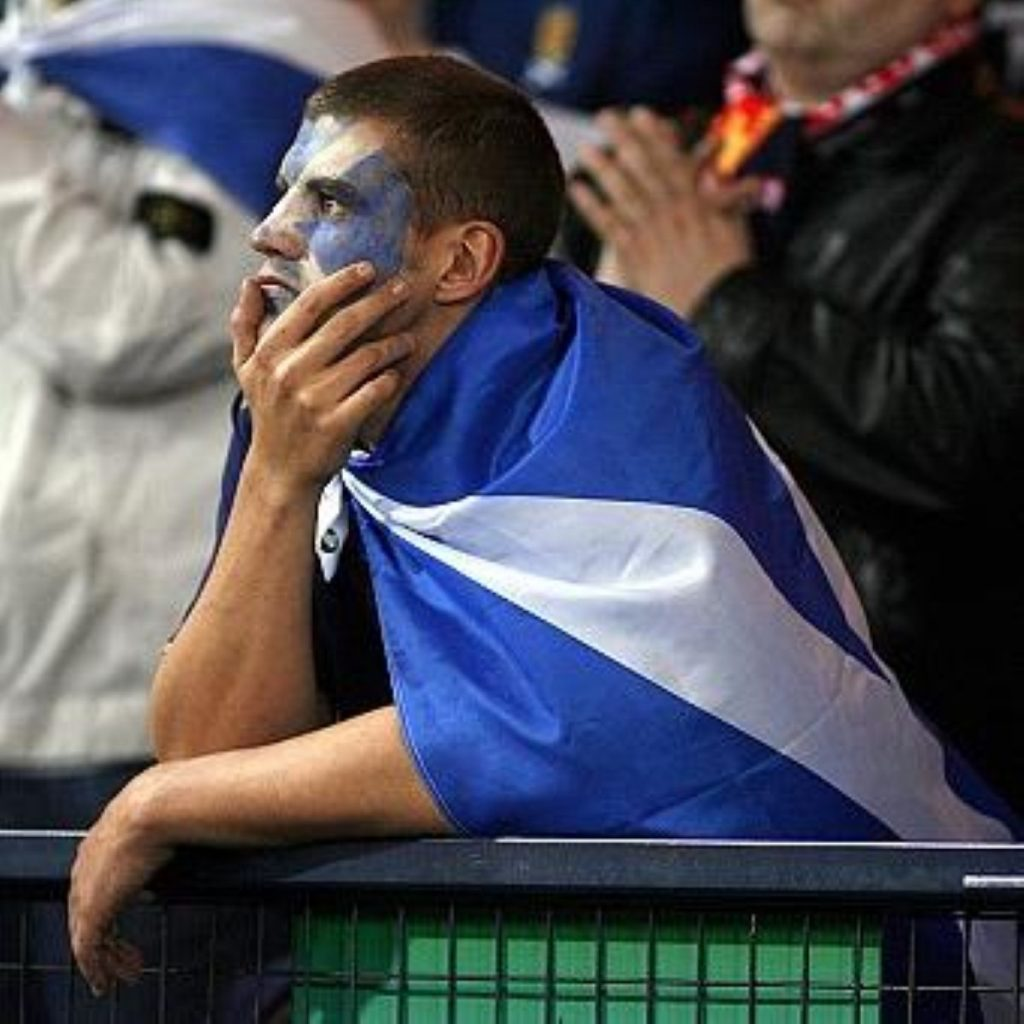 Scotland mulls its options, but the referendum may never take place