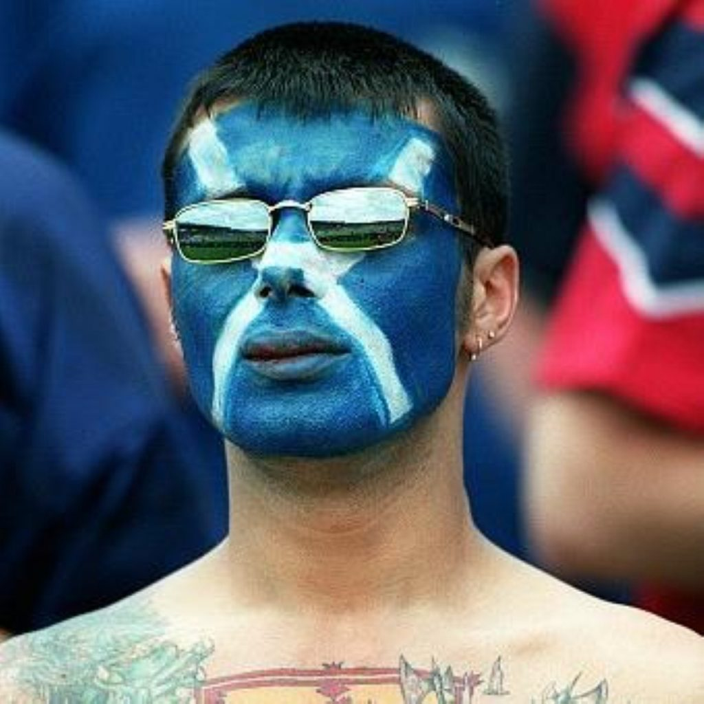 Scots could be given a vote on independence next year