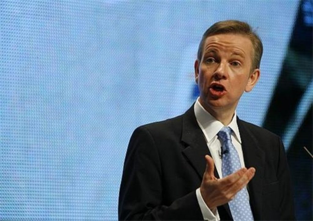 Michael Gove's audacity masked by a smokescreen of compliments