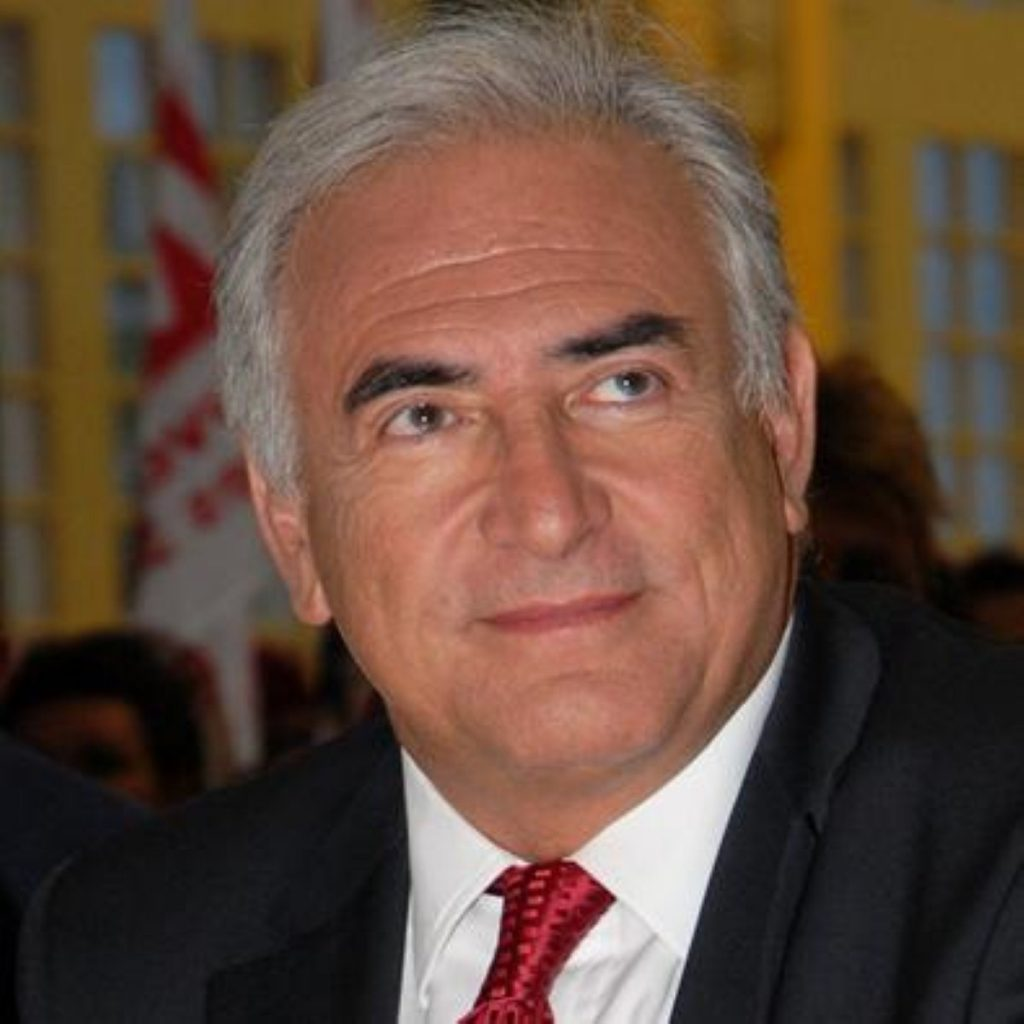Strauss-Kahn is facing rape charges in New York